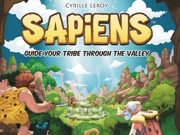 Bild zu Alle Brettspiele-Spiel Sapiens