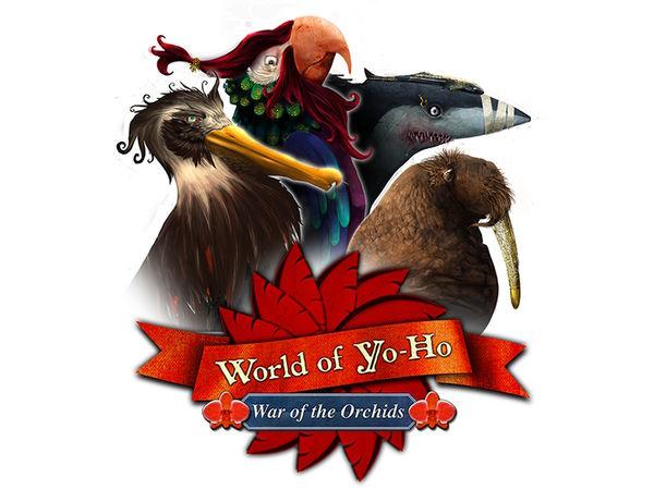 Bild zu Alle Brettspiele-Spiel World of Yo-Ho