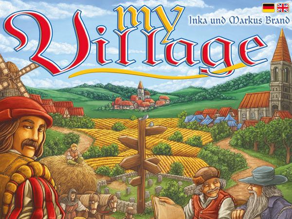 Bild zu Alle Brettspiele-Spiel My Village
