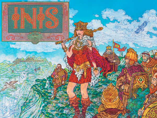 Bild zu Alle Brettspiele-Spiel Inis