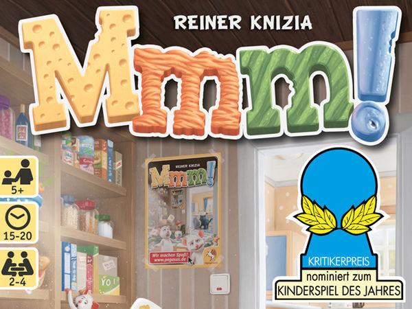 Bild zu Alle Brettspiele-Spiel Mmm!