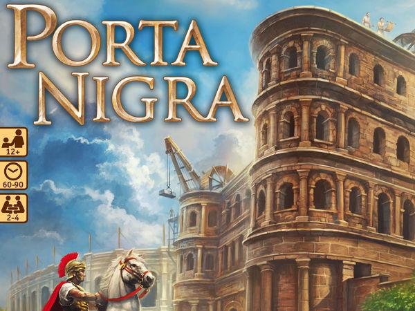 Bild zu Alle Brettspiele-Spiel Porta Nigra