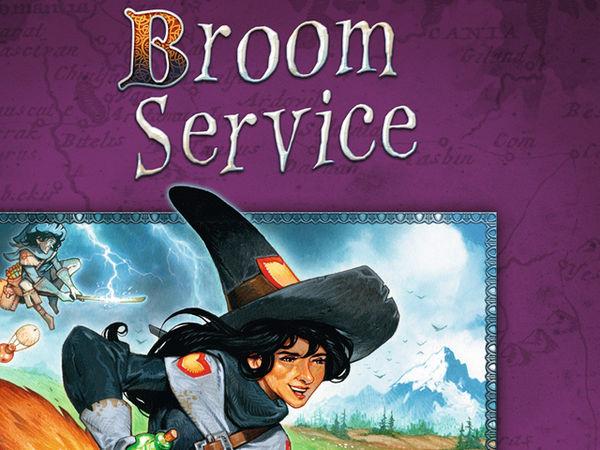 Bild zu Alle Brettspiele-Spiel Broom Service