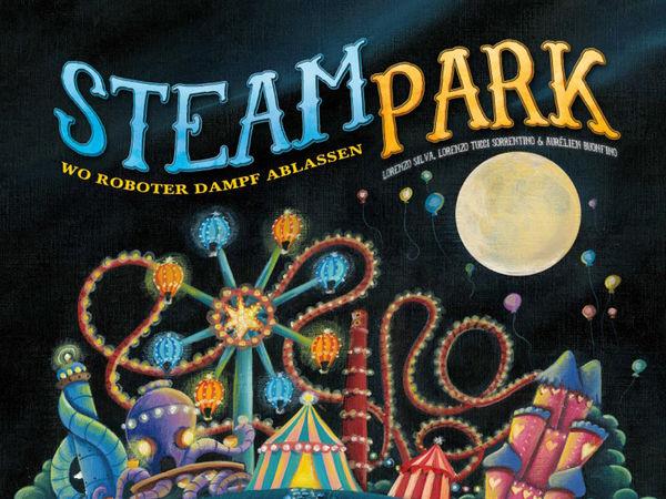Bild zu Alle Brettspiele-Spiel Steam Park
