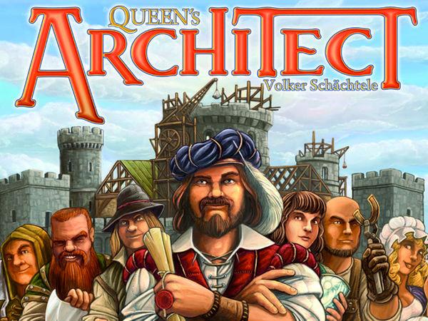 Bild zu Alle Brettspiele-Spiel Queen's Architect