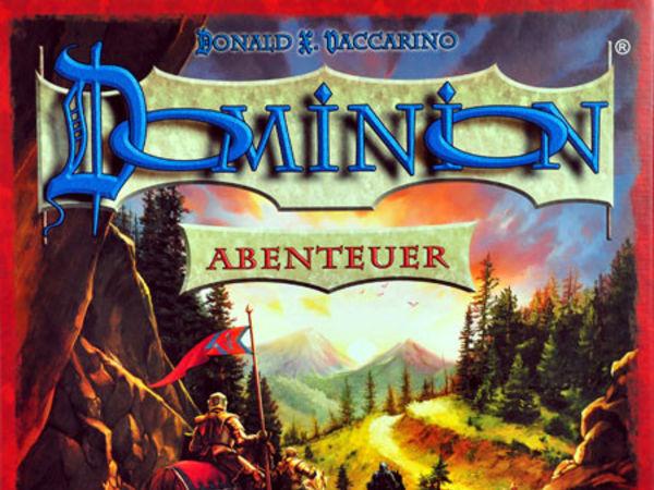 Bild zu Frühjahrs-Neuheiten-Spiel Dominion: Abenteuer