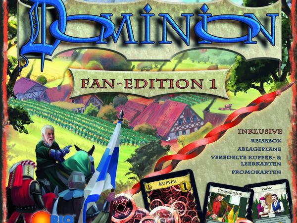 Bild zu Alle Brettspiele-Spiel Dominion: Fanbox