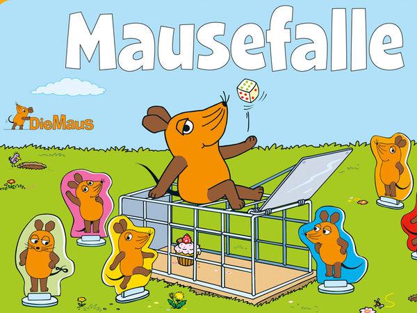 Bild zu Alle Brettspiele-Spiel Die Maus: Mausefalle