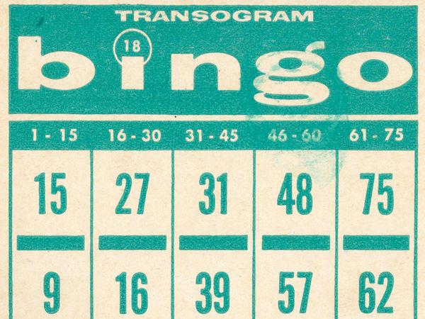 Bild zu Alle Brettspiele-Spiel Bingo