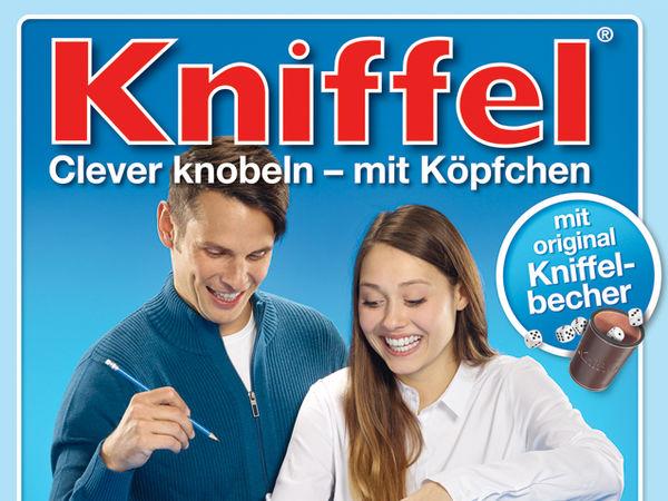 Bild zu Alle Brettspiele-Spiel Kniffel