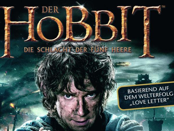 Bild zu Alle Brettspiele-Spiel Der Hobbit: Kampf um den Arkenstein