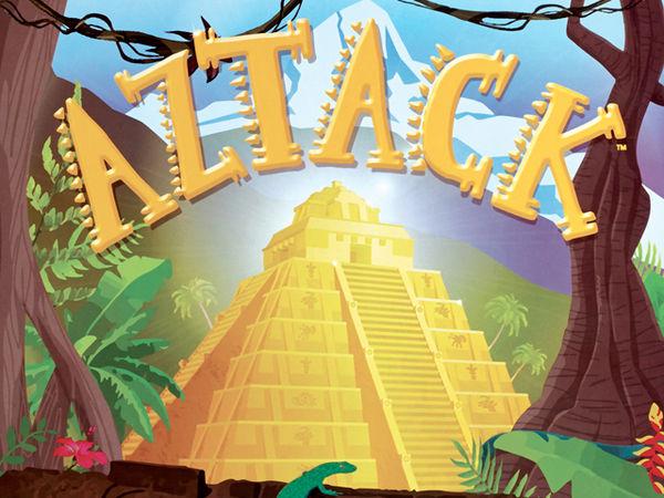 Bild zu Alle Brettspiele-Spiel Aztack