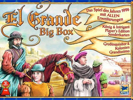 El Grande: Big Box