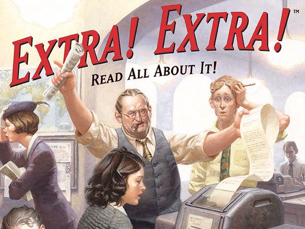 Bild zu Alle Brettspiele-Spiel Extra! Extra!