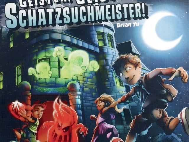 Geister, Geister, Schatzsuchmeister! Bild 1