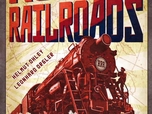 Russian Railroads Bild 1