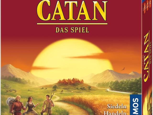 Catan: Das Spiel Bild 1