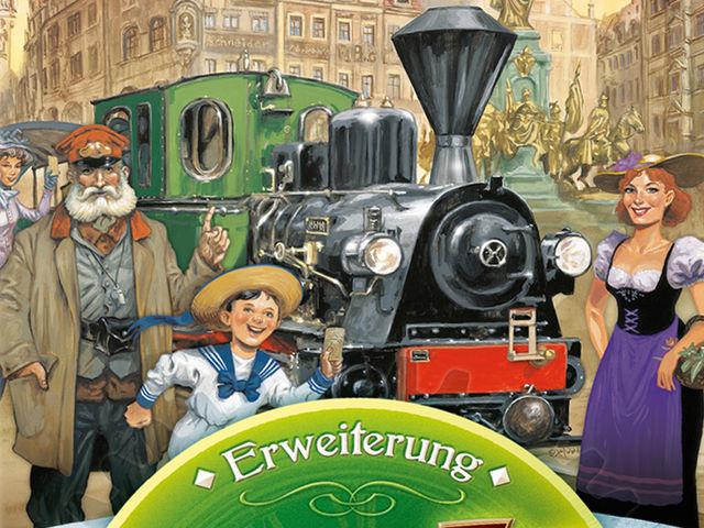 Zug um Zug: Deutschland 1902 Bild 1