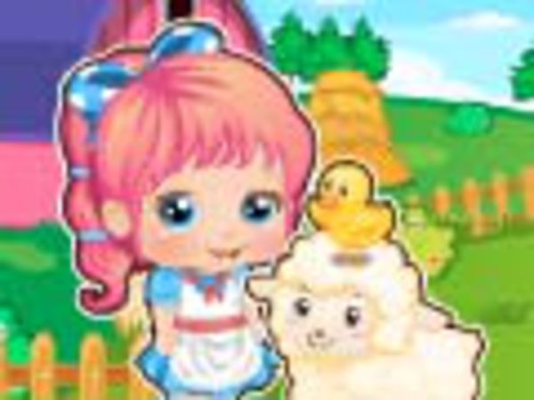 Bild zu Denken-Spiel Baby Alice Farm Life
