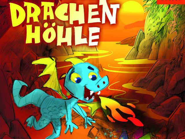 Die geheimnisvolle Drachenhöhle Bild 1