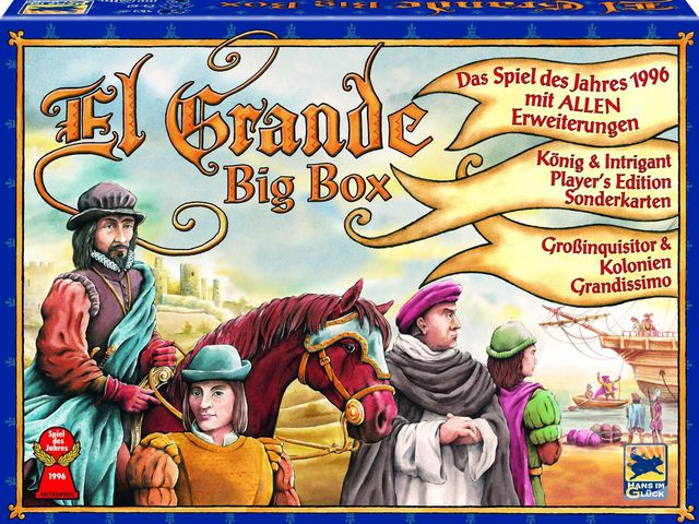 El Grande: Big Box Bild 1
