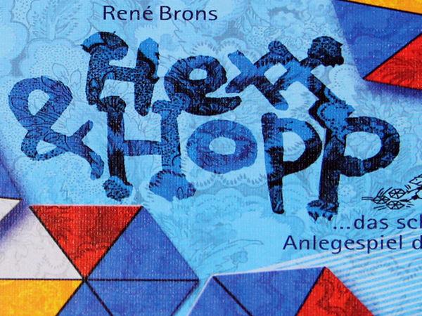 Bild zu Alle Brettspiele-Spiel Hexx & Hopp
