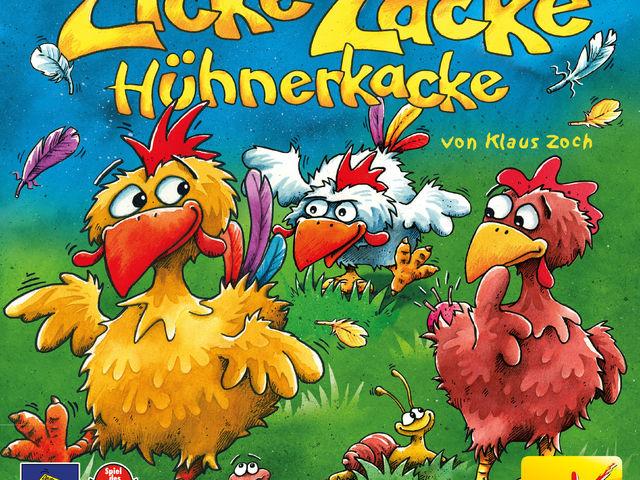 Zicke Zacke Hühnerkacke Bild 1