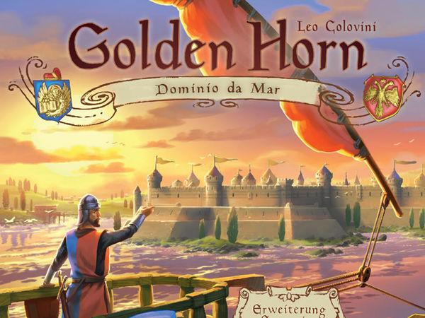 Bild zu Alle Brettspiele-Spiel Golden Horn: Dominio da Mar