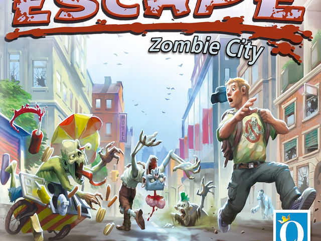 Escape: Zombie City Bild 1