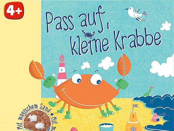Bild zu Alle Brettspiele-Spiel Pass auf, kleine Krabbe