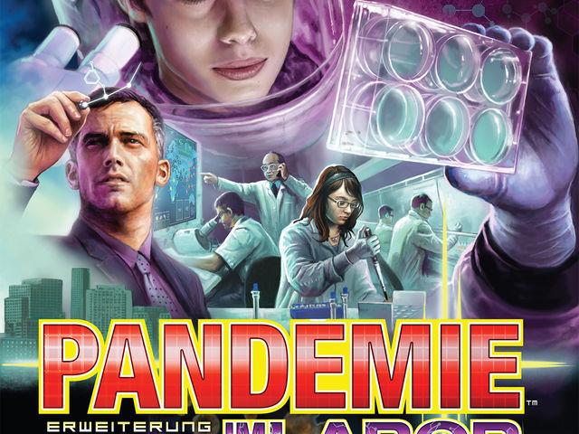 Pandemie: Im Labor Bild 1
