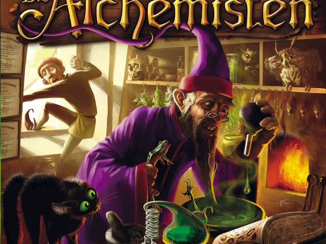 Die Alchemisten Bild 1