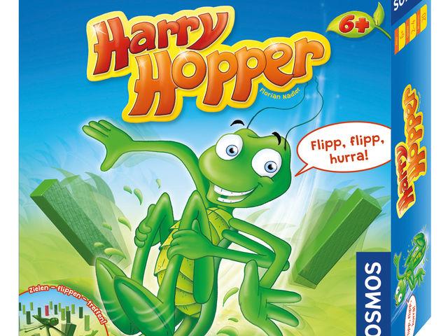 Harry Hopper Bild 1
