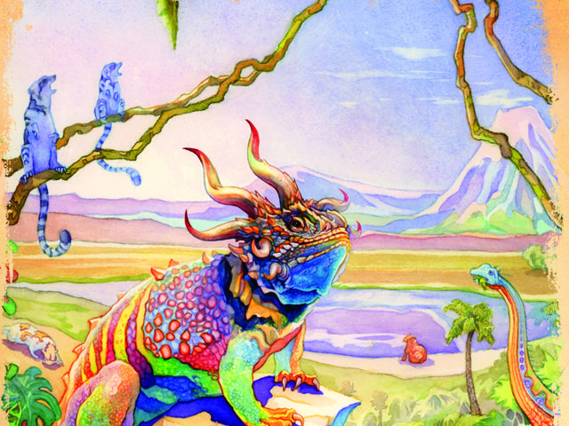 Evolution Bild 1