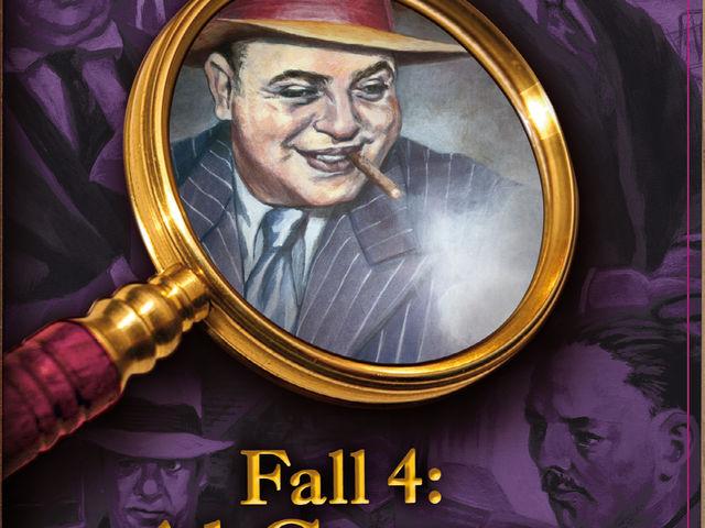 Mystery Rummy: Fall 4 - Al Capone Bild 1