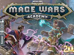 Mage Wars Academy: Grundspiel - Tiermeister vs Zauberer