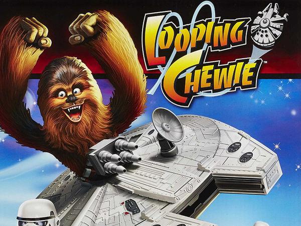 Bild zu Alle Brettspiele-Spiel Loopin' Chewie