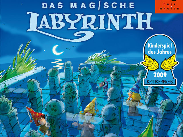 Das magische Labyrinth Bild 1