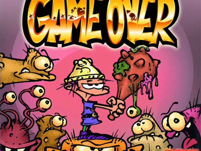 Game Over Bild 1