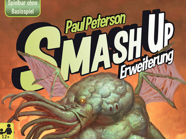 Bild zu Frühjahrs-Neuheiten-Spiel Smash Up: Der endgültige Cthulhu