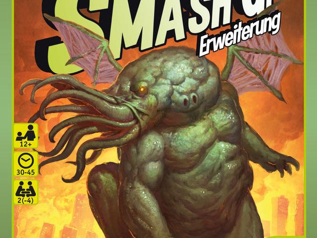 Smash Up: Der endgültige Cthulhu Bild 1