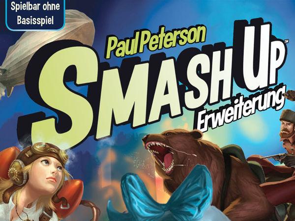 Bild zu Alle Brettspiele-Spiel Smash Up: Wahnsinnslevel 9000