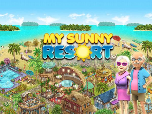 Bild zu Sport-Spiel My Sunny Resort