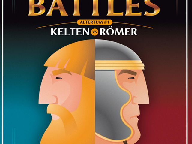 Pocket Battles - Kelten vs. Römer Bild 1