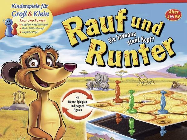 Bild zu Alle Brettspiele-Spiel Rauf und Runter