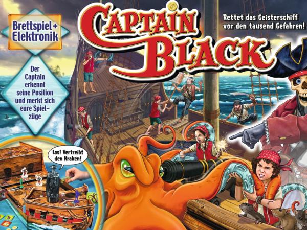 Bild zu Alle Brettspiele-Spiel Captain Black