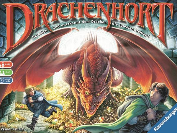 Bild zu Alle Brettspiele-Spiel Drachenhort