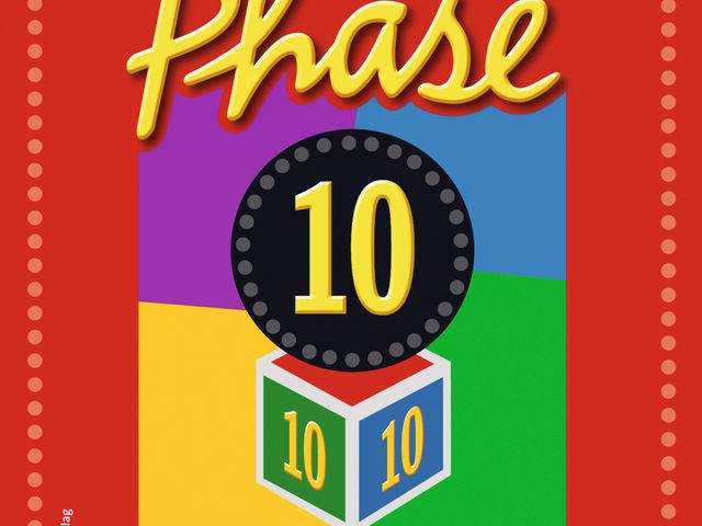 Phase 10 Würfelspiel Anleitung