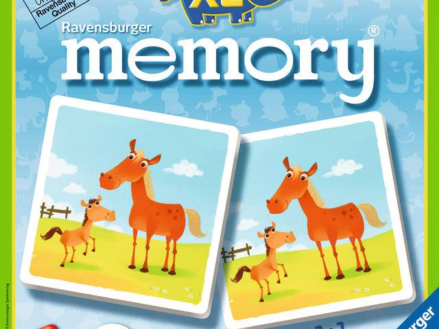 XL Memory: Tiere Bild 1