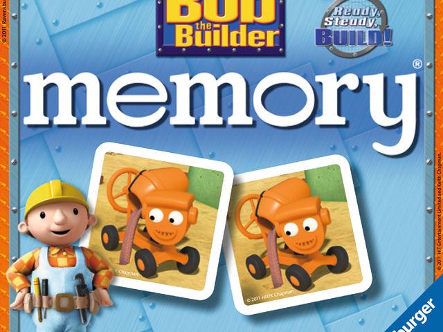 Bob der Baumeister: Memory Bild 1